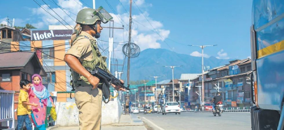 The arrested OGWs include the owner of the intercepted truck, which was ferrying terrorists and AK-type rifles to Kashmir from Punjab (Photo: File)