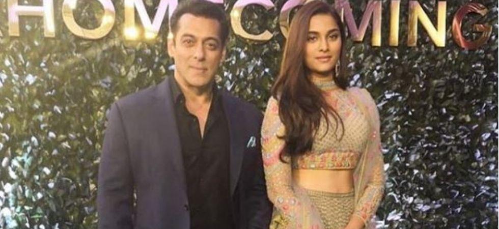 Salman Khan Gives Sneak-Peek of Saiee Manjrekar's Character In Dabangg 3 (Pic courtesy: Instagram)
