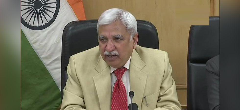 Chief Election Commissioner Sunil Arora (ANI Picture)