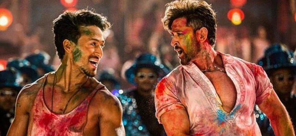 Tiger Shroff and Hrithik Roshan in War's new song. (Image: Instagram)