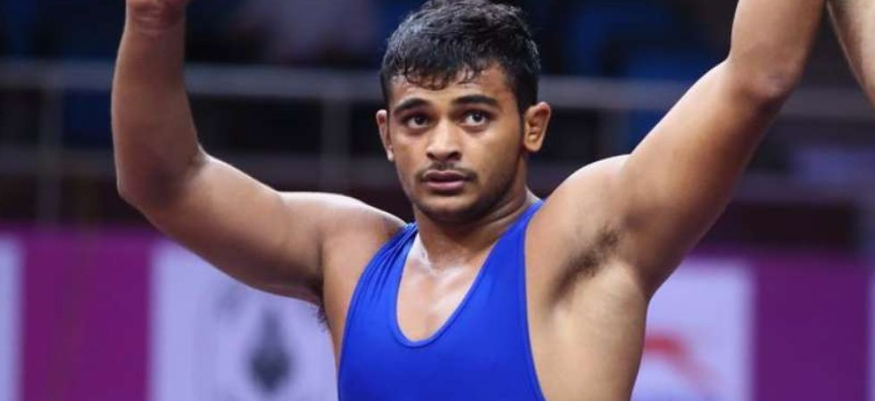 Deepak had come out of the mat limping and with a swollen right eye after his semifinal against Switzerland's Stefan Reichmuth
