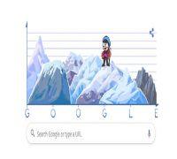 Google Doodle Celebrates 80th Birthday Of Junko Tabei, First Woman To Climb Mount Everest