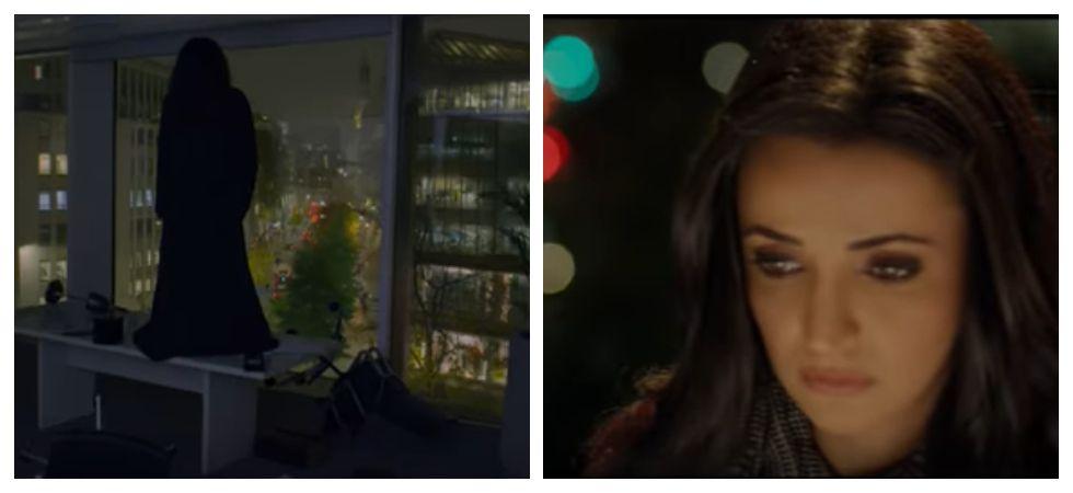 'Ghost' trailer Starring Sanaya Irani and Shivam Bhaargava out (Photo: YouTube)