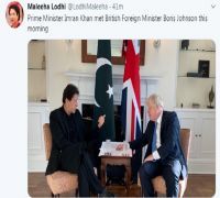 Maleeha Lodhi, Pakistan's UN Envoy, Calls UK PM Boris Johnson 'Foreign Minister' In Epic Gaffe