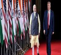 Donald Trump Makes Unscheduled Appearance At UN Climate Summit, Listens To PM Modi