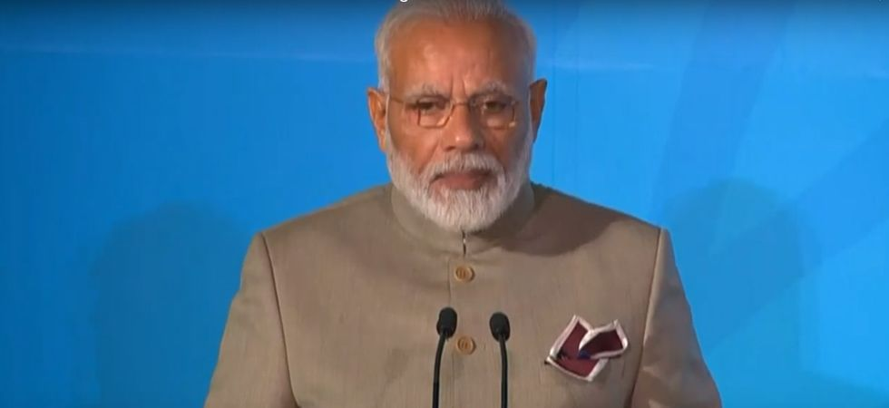 PM Modi speaks at UNSG's Summit on Climate Change