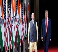 'Wait For Modi-Trump Meet': India Reasserts Stand On Kashmir After US President's Mediation Offer