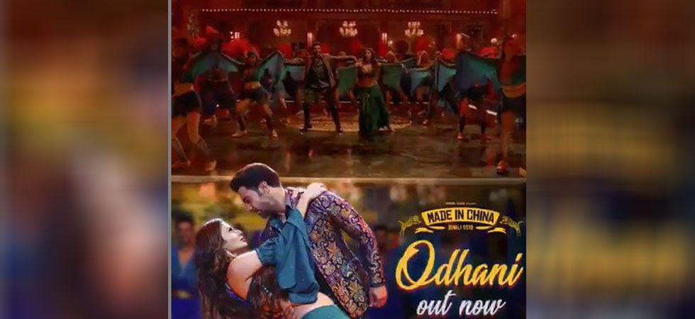 Rajkummar, Mouni Steal The Show In New Song Odhani. (Image: Instagram)