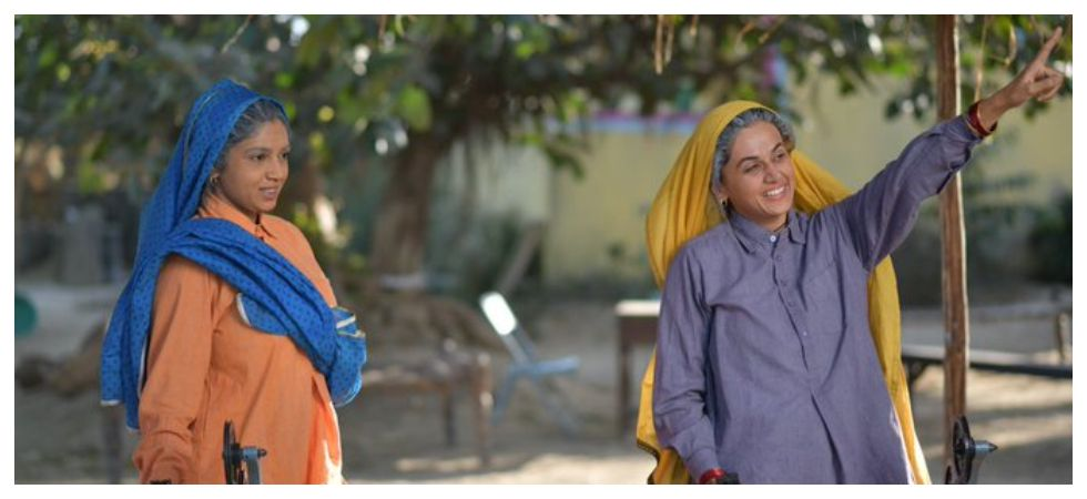 Every Heroine Was Scared To Look Older In 'Saand Ki Aankh' Says Director (Photo: Twitter)