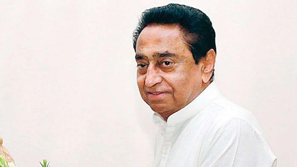 Madhya Pradesh Chief Minister Kamal Nath (File Photo)
