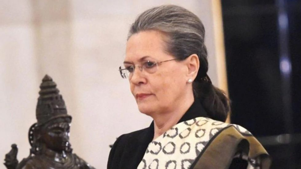 Congress President Sonia Gandhi (PTI)