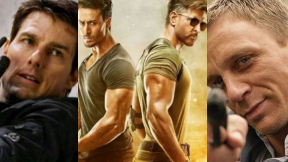 WAR: Tiger Sees His Pairing With Hrithik As Ethan Hunt Versus James Bond