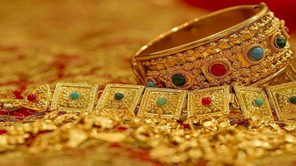 Gold futures traded lower by Rs 258 to Rs 37,888 per 10 gram (Image: PTI)