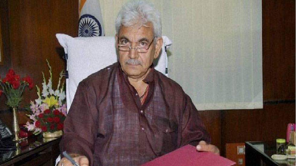 Former union minister Manoj Sinha had lost the elections from Uttar Pradesh's Ghazipur.