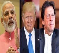 'Just Work It Out': Donald Trump's Message To India, Pakistan On Kashmir