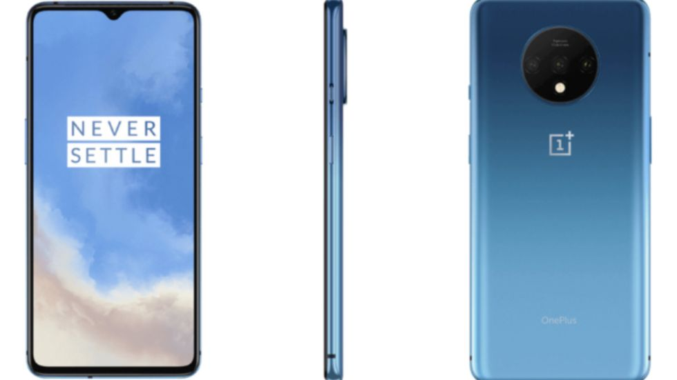 OnePlus 7T Launch today (Photo Credit: Twitter/@worldvoipcenter)
