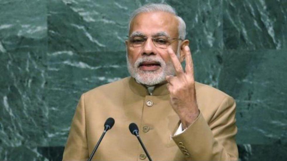 PM Modi will be address UNGA on Friday evening (Image: PTI File)