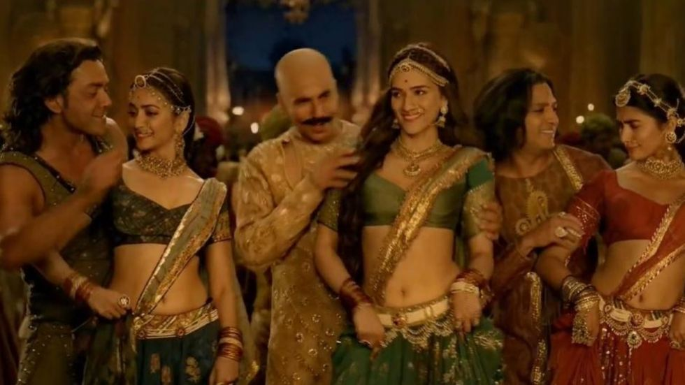 Housefull 4 Trailer Is Out. (Screengrab from YouTube)