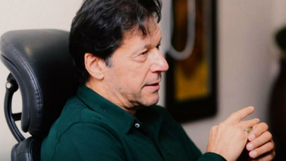 Imran Khan's irresponsible remarks overseas have harmed Pakistan, alleged PPP (Image: @PTIofficial)