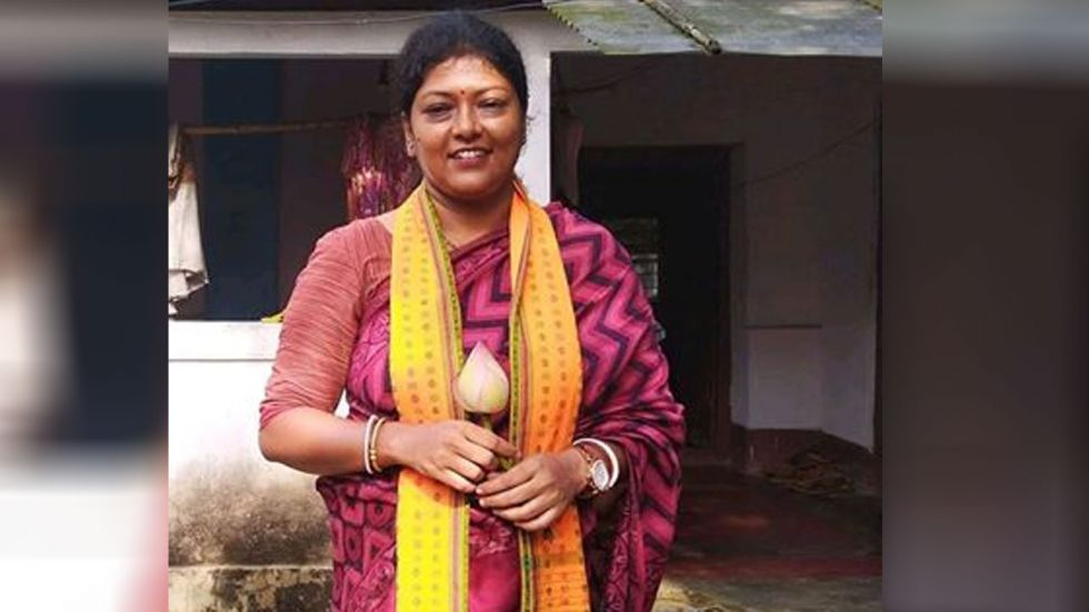 Mimi Majumder bagged 20,487 votes while the CPI(M) nominee secured 15,211 votes. (Image Credi: Facebook)