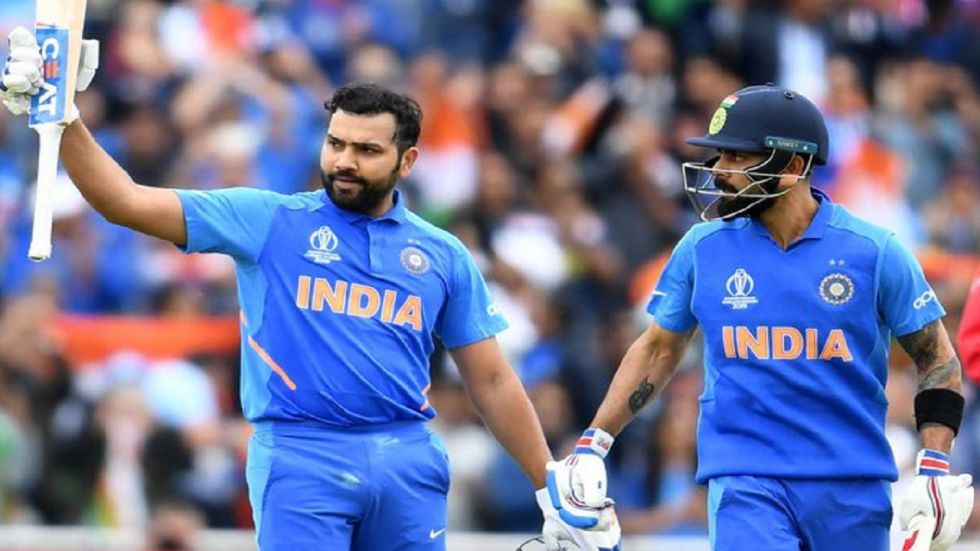 Yuvraj Singh has said Rohit Sharma is a better captain in Twenty20 Internationals and he could be a good option to ease Virat Kohli's workload. (Image credit: Twitter)
