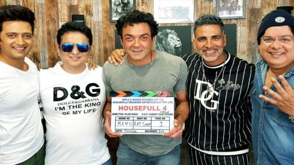 Studio's Call To Not Give Sajid Khan Director's Credit On 'Housefull 4': Akshay Kumar