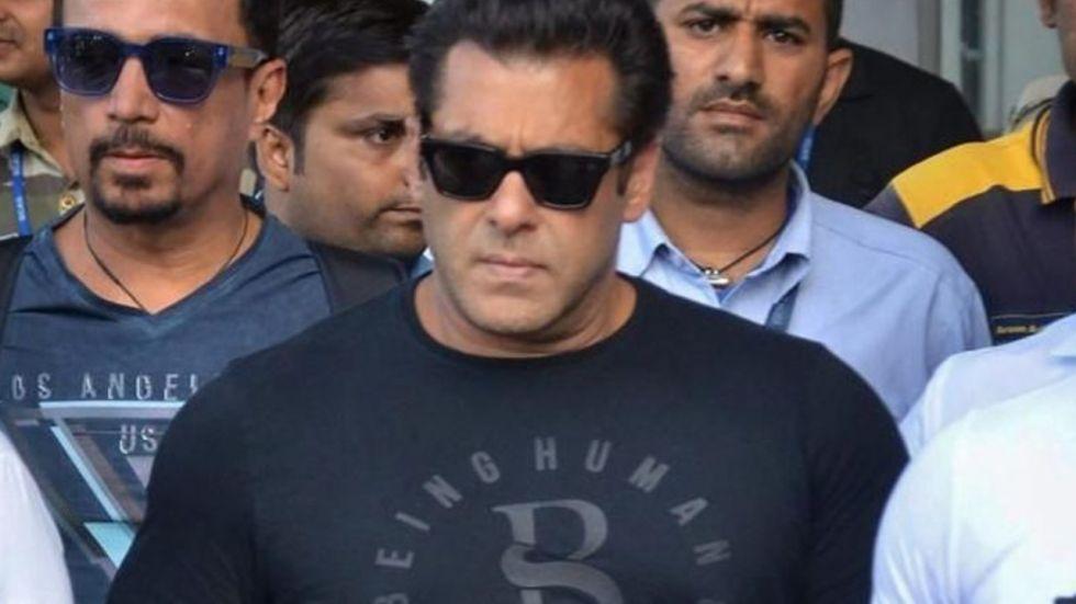 Salman Khan. (File Photo)