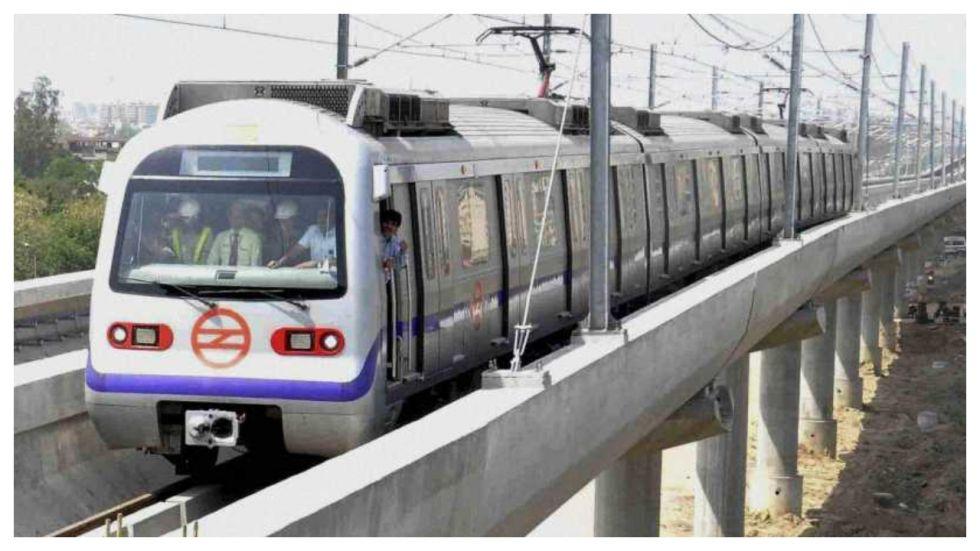Delhi Metro (PTI)