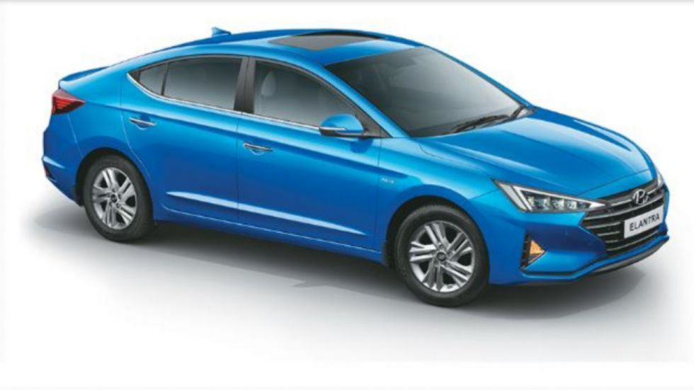Hyundai Elantra 2019 To Get 34 Blue Link Connectivity Features (File Photo)