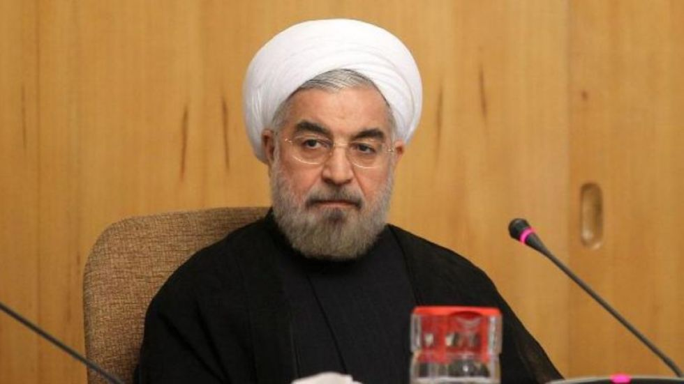 Iran's President Hassan Rouhani Says US Offered To Lift Sanctions For Talks (Photo Credit: PTI)