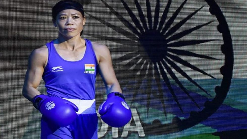 MC Mary Kom's participation in the Tokyo 2020 Olympics will be under the 51kg category. (Image credit: Twitter)