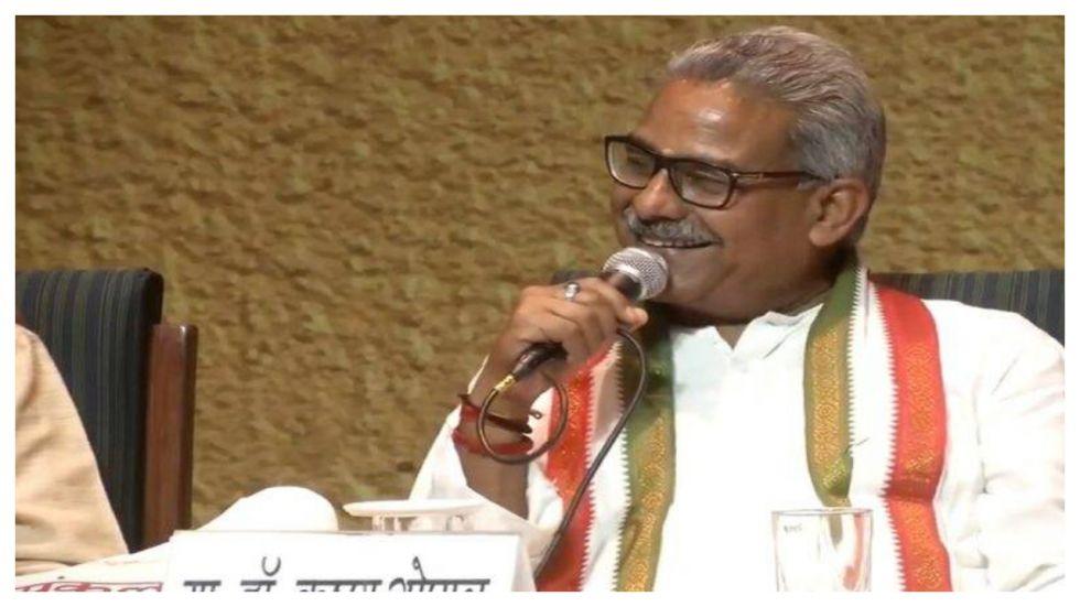 Senior Rashtriya Swayam Sewak functionary Krishna Gopal (File Image)