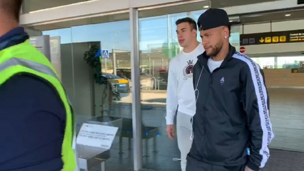 Neymar hit back with a lawsuit demanding payment of the bonus in full after Barcelona refused to pay him 26 million euros, which were part of his contract renewal bonus.