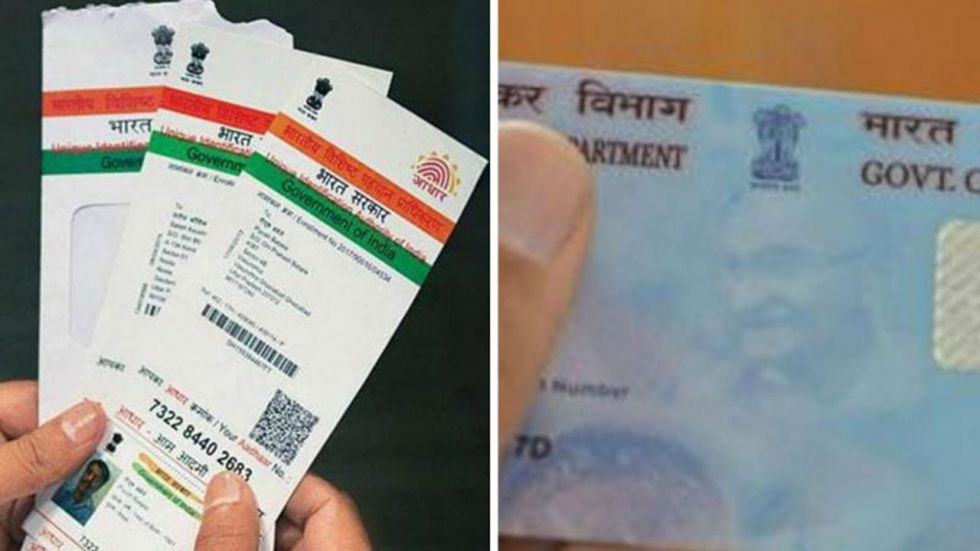 The new deadline for linking the Aadhaar number with PAN will be December 31. (Image Credit: PTI)