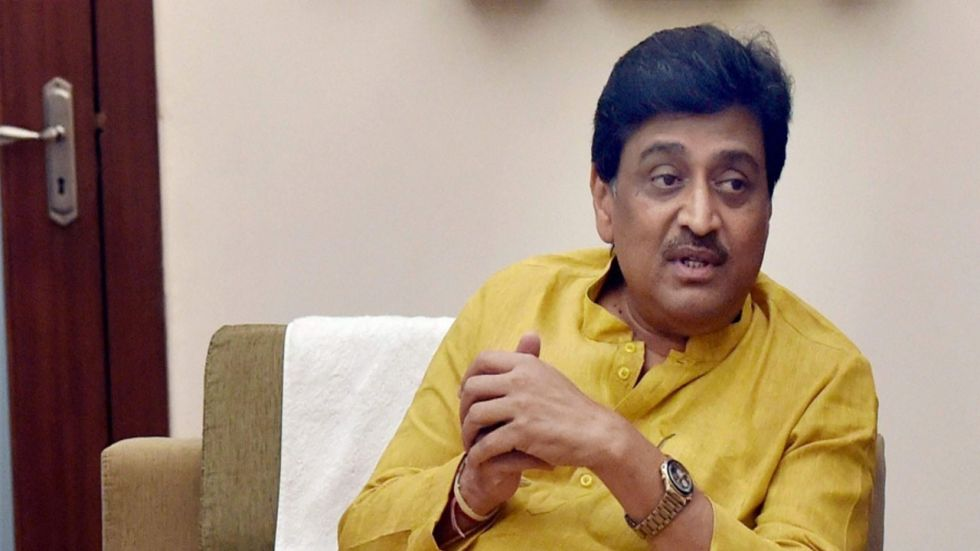 Former chief minister Ashok Chavan, Sushilkumar Shinde's daughter Praniti, are among those whose names have been included in the list. (File Photo: PTI)