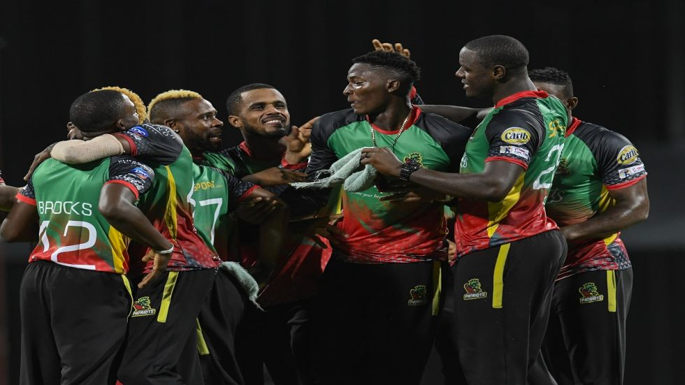 Barbados Tridents suffered a one-run loss to St Kitts and Nevis Patriots, hurting their chances of qualification for the Caribbean Premier League 2019 playoffs. (Image credit: Getty Images)