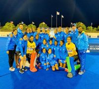 Hockey India Name 33-Member Probables List For Australia Tour Preparation