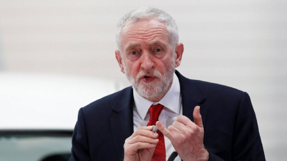 """Labour Party, which is UK's main opposition party had passed an emergency motion on Kashmir calling for party leader Jeremy Corbyn to seek international observers to """"enter"""" the region"""