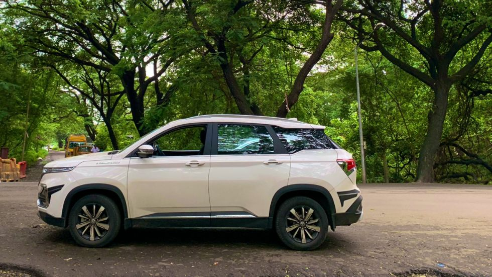 MG Hector Bookings Re-opened (Photo Credit: Twitter/@ankitv)