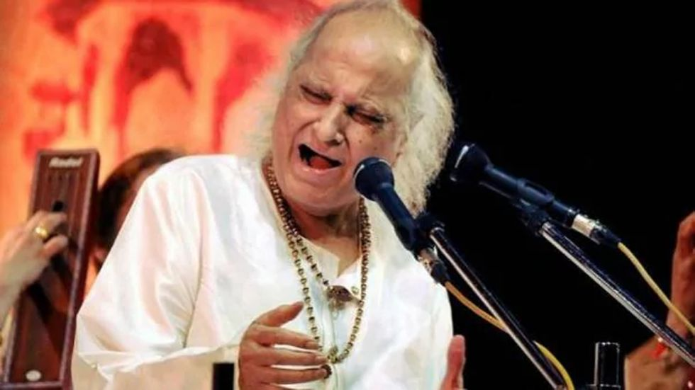Minor Planet Named After Pandit Jasraj, First Indian Musician To Receive This Honour. (Image Credit: PTI)