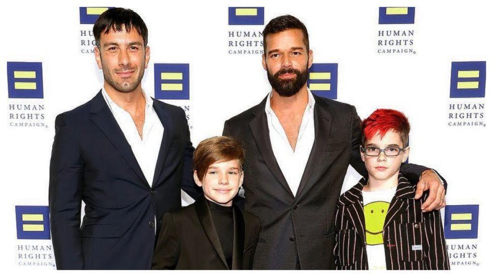 Ricky Martin And Husband Jwan Yosef Expecting Fourth Child (Photo: Instagram)