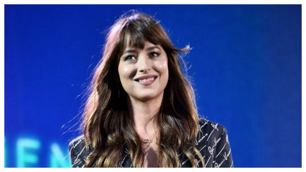 Dakota Johnson Launches Podcast For Sexual Assault Victims (Photo: Twitter)