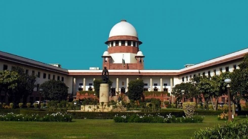 Supreme Court bench said the issue is not due to the caste system but due to human failure