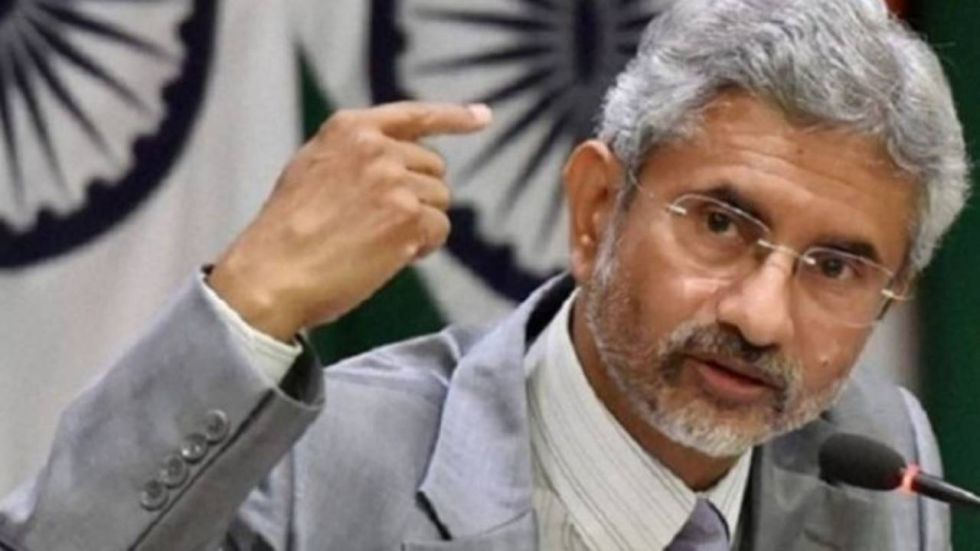 S Jaishankar defended India's decision to purchase S-400 missile defence systems from Russia (Image: PTI)