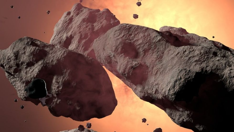 Four Potentially Hazardous Asteroids Bring PANIC To NASA (Photo Credit: Pixabay.com)