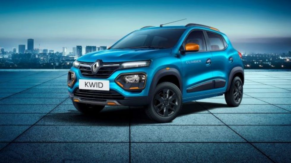 Renault Kwid Facelift Launched In India (Photo Credit: renault.co.in/)
