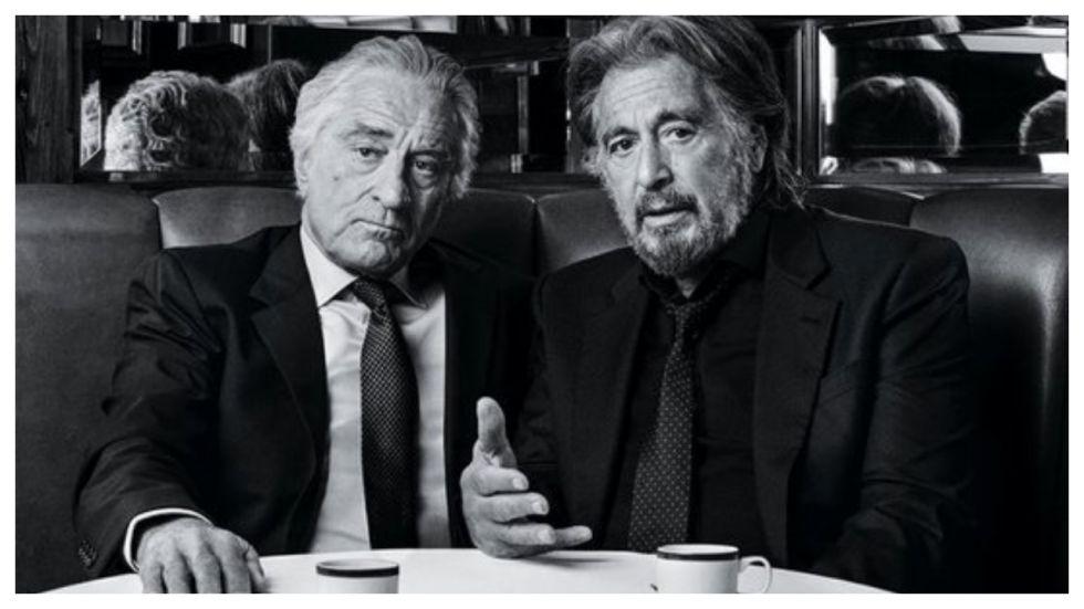 Robert De Niro Reveals THE Movie He Regrets Doing With Al Pacino (Photo: Twitter)