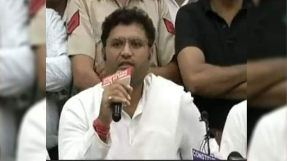 Ashok Tanwar alleged that the Congress in Haryana had turned into 'Hooda Congress'.