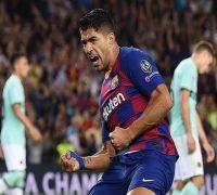 Luis Suarez Scores Brace, Lionel Messi Help Barcelona Beat Inter Milan In UEFA Champions League