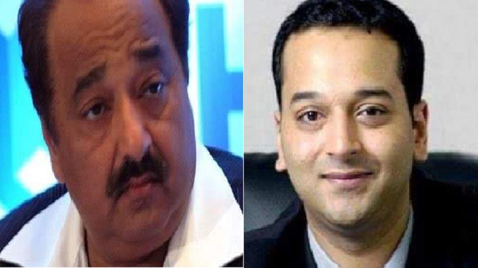 HDIL Directors Rakesh (Left) And Sarang Wadhawan (Right).
